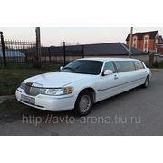 Заказ лимузина Lincoln Town Car (9 мест) фото