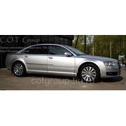Прокат автомобиля Audi A8 фото
