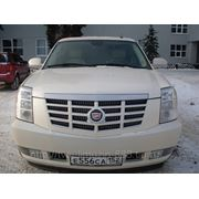 Прокат лимузина Cadillac Escalade в Нижнем Новгороде фото