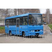 Автобус BAW Street фото