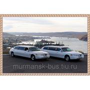 Аренда лимузина в Мурманске фото