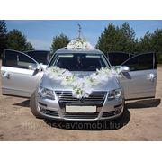 Свадебный кортедж (Volkswagen Passat B-6) фото
