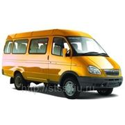 Аренда микроавтобуса Газель до 15 мест