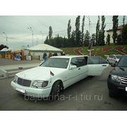 Аренда лимузина в Уфе фото