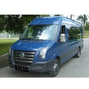 Перевозка по России на микроавтобусе VolksWagen Crafter