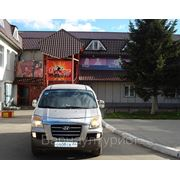 Заказ Микроавтобуса в Барнауле фото