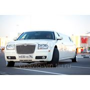 Лимузин Крайслер 300С фото