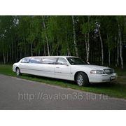 Прокат лимузинов на свадьбу фото