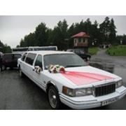 Аренда лимузина Lincoln Town Car 7, 5 м на 7 мест фото