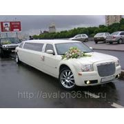 Лимузины на свадьбу фото