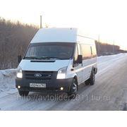Аренда микроавтобуса из Самары по России фото