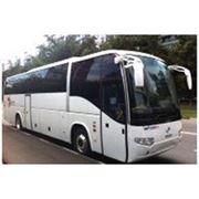 Аренда туристического автобуса Вольво 45 мест фото