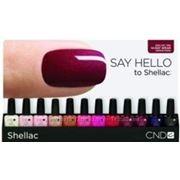 Покрытие Shellac CND