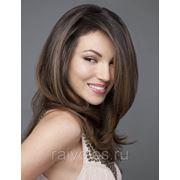 Укладка феном длинные волосы фото