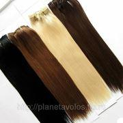 Способы наращивания волос фото