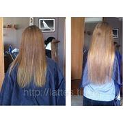 Наращивание волос Итальянская технология фото