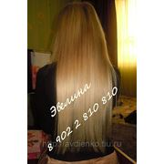 Наращивание волос Акция фото