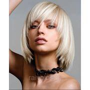 Мелкое частое мелирование средние волосы фото