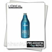 Loreal Professional Keratin Refill Восстанавливающий и укрепляющий шампунь с кератином 1000мл фото
