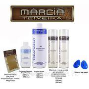 Marcia Teixeira — препараты для кератинового выпрямления волос. фото