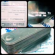 Радиатор маслянный (теплообменник )Howo фото