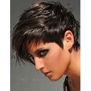 Стрижка женская на короткие волосы
