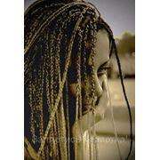 Африканские косички фото