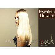 Разглаживание волос brazilianblowout фото