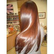 Кератиновое лечение и выпрямление волос