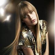 Обратное мелирование длинные волосы Теотема фото