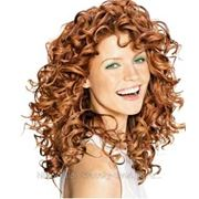 Завивка и выпрямление волос фото