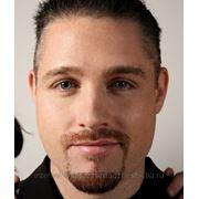 Форма для стрижки и бритья бороды и усов (новая) фото