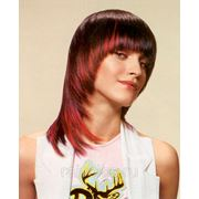 Колорирование простое средние волосы теотема фото
