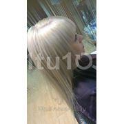 Окрашивание волос средней длинны фото