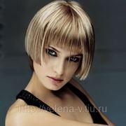 Мелирование коротких волос фото