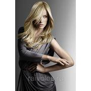 Частое мелкое мелирование на длинные волосы фото