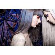 Стойкое выпрямление волос DXL straight (Япония) для блонда.