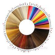 Палитра — Цвет искусственного материала фото