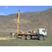 Инженерно-геологическая съемка фото