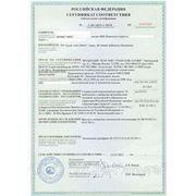 Оформление сертификата ЕВРО-4 фото