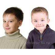 "Стрижка мужская ""Бобрик"" и ""Каре"" Барнаул фото"