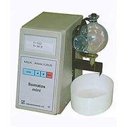 """Вискозиметрический анализатор молока """"СОМАТОС Мини"""" предназначен для контроля качества молока и определения количества соматических клеток в молоке п фото"""