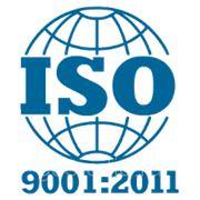 Сертификат ISO 9001:2011 фото