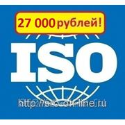 ISO 28000 2007 Системы менеджмента безопасности цепи поставки фото