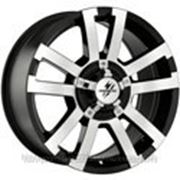 FONDMETAL 7700 Black polished (R18 W8.5 PCD6x139.7 ET20 DIA106) фото
