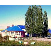 Кафе-гостиничный комплекс 500 кв м на трассе М4, 5 км от Воронежа, 11 млн руб торг фото