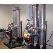 Однореакторный комплекс по производству фуллеренов фото