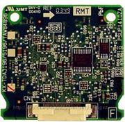 Плата Panasonic KX-TDA3196X удаленного администрирования, протокол V90, установка в слот фото