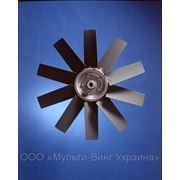 Крыльчатки, лопасти к осевым вентиляторам Multi-Wing фото