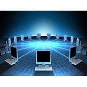 Обслуживание компьютеров и локальных сетей. фото